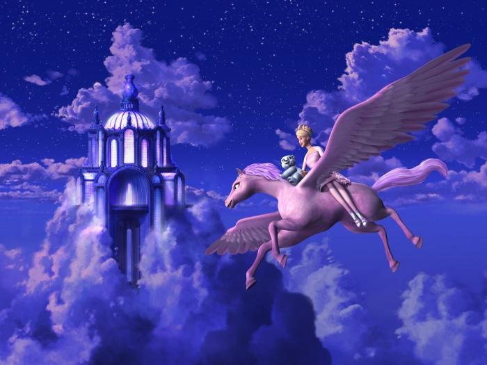 thoughts on closer at sale online Barbie Şi Al Ei Pegasus Magic - Minimax